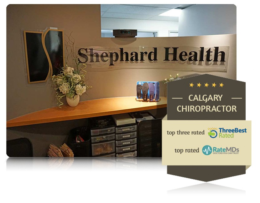 Your Choice as a Top Calgary Chiropractor For Over 20 Years!